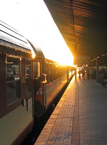 katowice, dworzec pkp