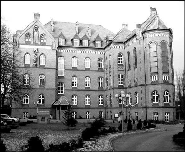 Katowice, Warszawska, Szpital